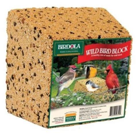 bird seed birdola wild bird block bird seed bird food ebay