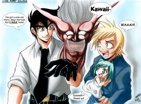 The Living Part One Volume 1 living puppet showdown part 1 by wolfhyde on deviantart