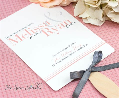 paddle fan wedding program template printable paddle fan program better together collection