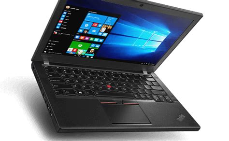 Laptop Lenovo Thinkpad X260 thinkpad x260 ultrabook laptop lenovo us