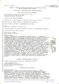 certificato di commercio on line certificato camerale certificato di commercio