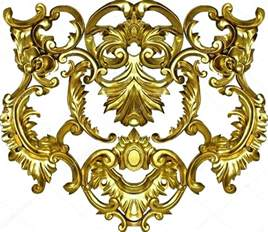 baroque designs baroque ornate art gold ornament textile fashion frame stock photo 169 kadirgul 29528791
