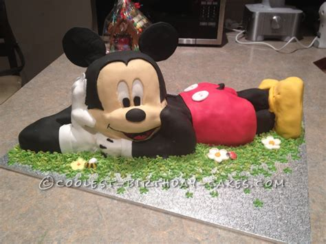 Mickey Mouse Pictures For Cakes