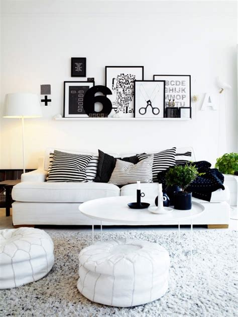 and black living room decor 20 wonderful black and white contemporary living room designs