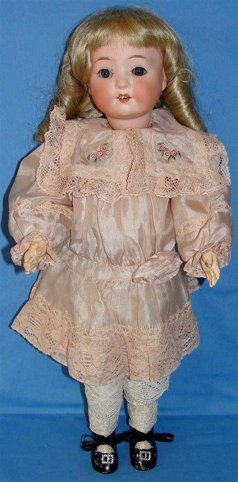 bisque doll mold antique heubach koppelsdorf bisque doll mold 320