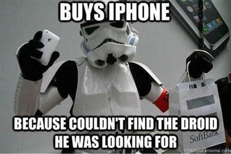 Droid Meme - 29 star wars puns so dumb you ll feel bad for laughing smosh