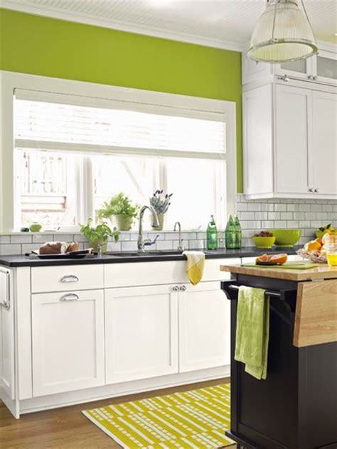 kitchen lime green kitchen cabinet painting color ideas a busted open brightened up kitchen subway tile