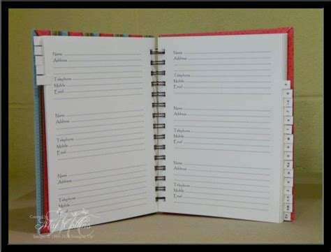 templates for address books address book templatereference letters words reference