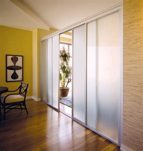 Glass Room Divider Doors Frosted Glass Room Dividers
