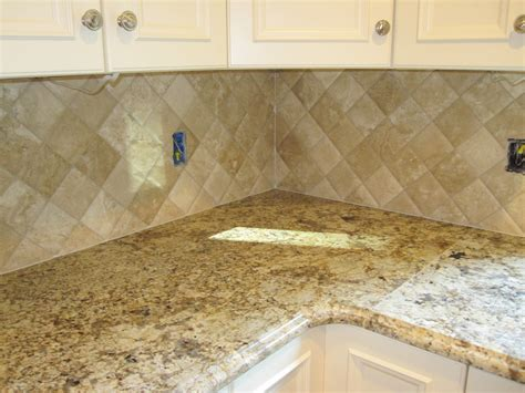 4x4 travertine tile backsplash google search kitchens