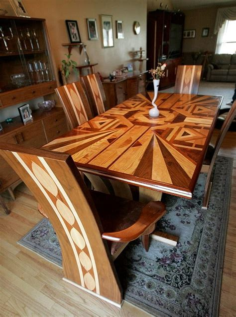 most popular woodworking projects 15 of the most awesome wooden table designs my