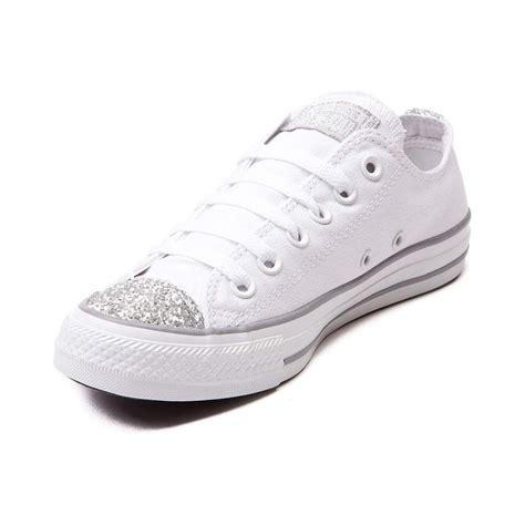 converse glitter sneakers womens converse chuck all lo glitter toe