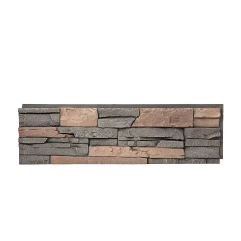 nextstone castle rock berkshire buff 15 in x 43 in faux