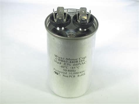 why capacitor start motor capacitor motor why 28 images temco rc0102 run capacitor hvac 50 60 hz 35 5 uf motor dual