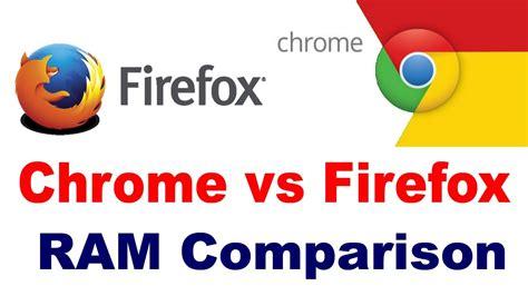chrome vs mozilla fastest web browser ram usage google chrome vs mozilla