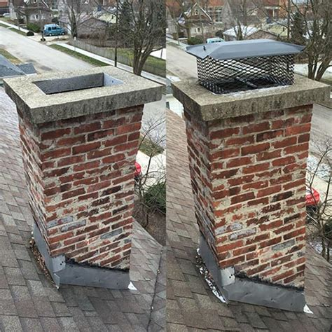 Chimney Liner And Cap - chimney custom caps chimney installation indianapolis in