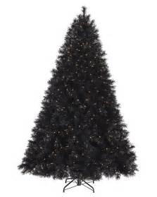 tuxedo black christmas tree treetopia uk uk