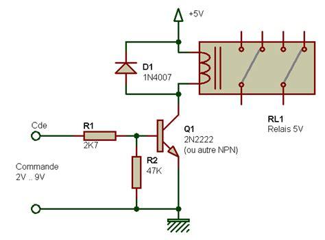 diode de roue libre 1n4007 caract 233 ristiques et pannes des composants 233 lectroniques