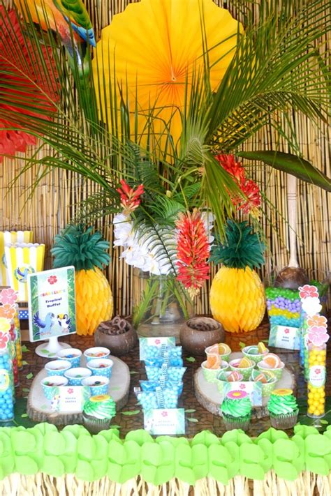 themes in the film brazil rio 2 movie inspired birthday party party ideas party