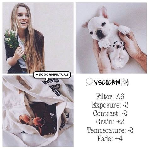 Tutorial Efek Vsco | instagram filter ideas vsco cam trusper