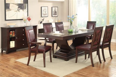 formal dining room sets formal dining room sets for 6 marceladick com