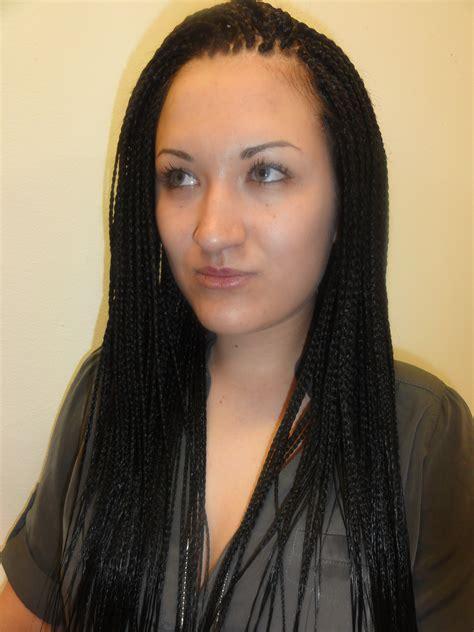 single plaits hairstyles individual braids hairstyles fade haircut