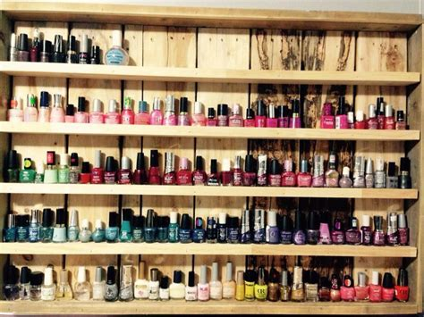 etagere nagellack 62 best images about rangement vernis on wall