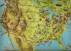 the united states of america color sized large