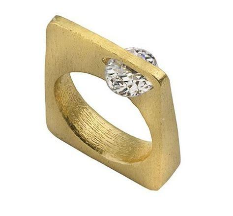 Modern Wedding Rings by Modern Wedding Modern Wedding Ring 1119615 Weddbook