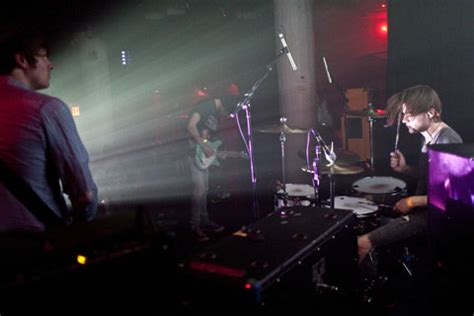 Cribs Setlist by The Cribs Played Santos W Alex Winston Devin Pics Review