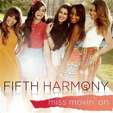 fifth harmony 4 fifth harmony divulgam capa oficial do single miss movin