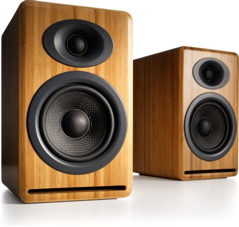 audioengine p4n bookshelf speakers at crutchfield