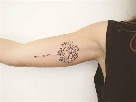 peony tattoo 18 peony designs