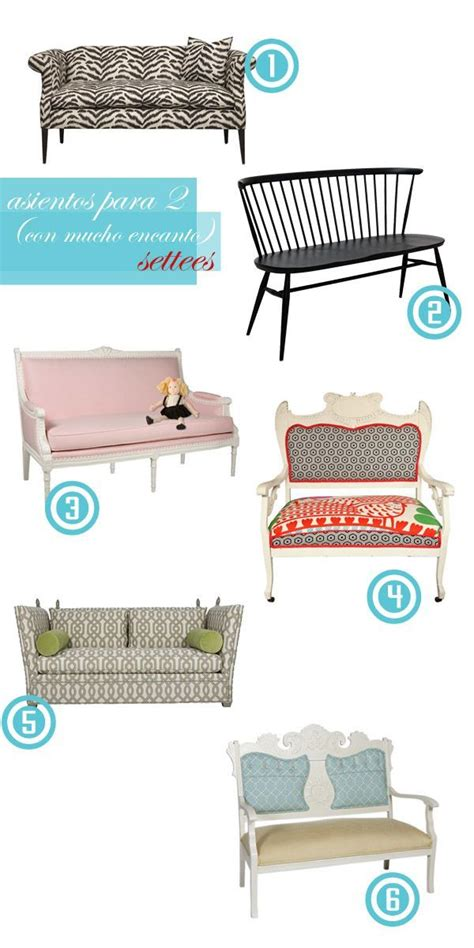 sofas peque os 10 sof 225 s para dos 183 10 gorgeous settees vintage chic