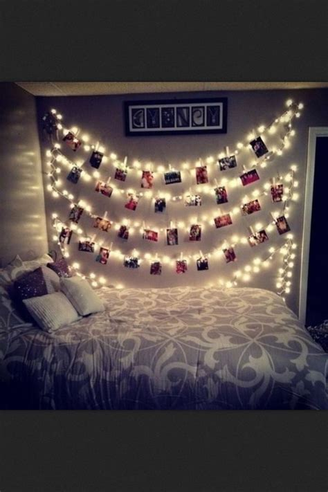 how to decorate bedroom with rope lights ideaslighting com 25 wonderful ideas and tutorials to decorate your home