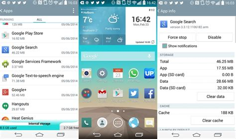 remove search bar android how to remove search bar from android homescreen how to pc advisor