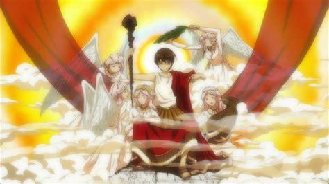 anime kontrak dengan iblis katsuragi keima laki laki penakluk 1000 gadis forum anime