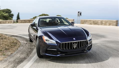 Newest Maserati the newest quattroporte is the must see car of 2017
