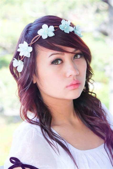 getting fullness on the hair crown wedding accessories bridal crown bridesmaid hair flower