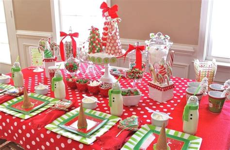 beautiful christmas table d 233 cor ideas you must see