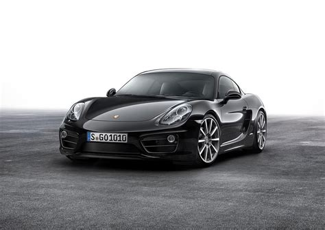 porsche cayman 2015 black facelift ahoy porsche rolls out cayman black edition