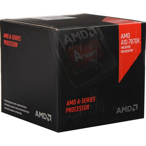 amd a10 mobile amd a10 7870k 3 9 ghz fm2 processor