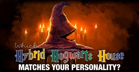hogwarts house quiz which hybrid hogwarts house matches your personality magiquiz
