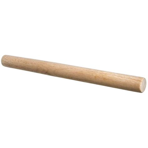 Wooden Rolling Pin 50 Cm american metalcraft rp020 20 quot wood rolling pin