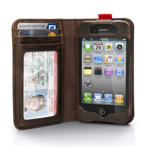iphone wallet bookbook leather iphone and wallet