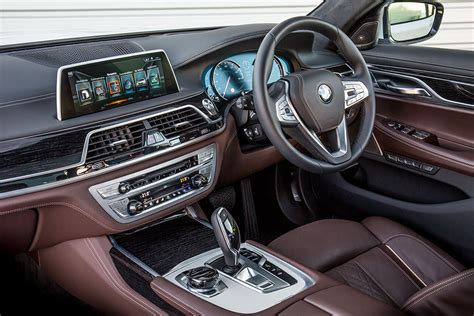 Bmw Upholstery by New Bmw 7 Series 2016 Interior 2017 2018 Best Cars Reviews