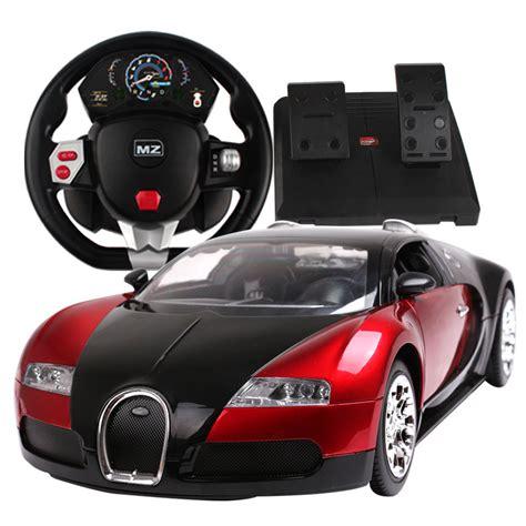 2014 Bugatti Veyron 1:14 gravity suspension steering wheel