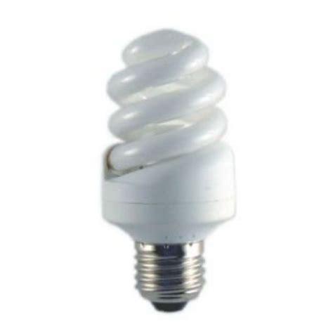 bell 25 watt energy saving spiral light bulb