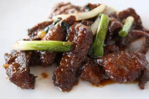 mongolian beef recipe blogchef net