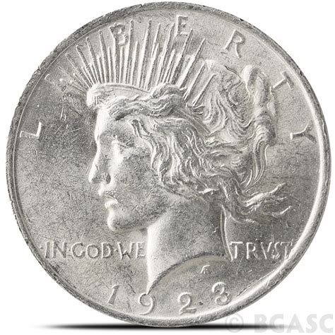 buy almost uncirculated peace silver dollar coins peace dollars 1921 1935 buy gold and